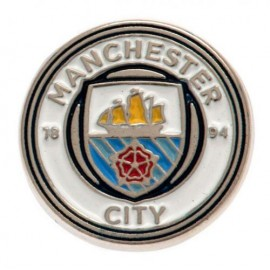 Manchester City FC Значка