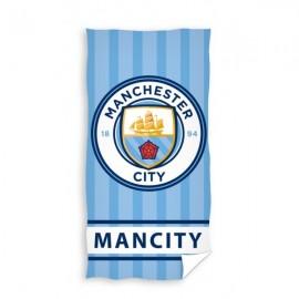 Manchester City Плажна хавлия