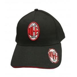 Milan AC Cap black
