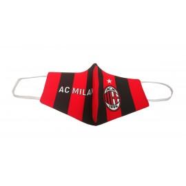 Milan AC Protection mask black/red