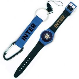 Inter FC Watch& keyring set