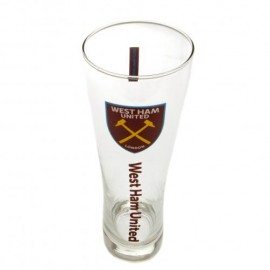 West Ham FC Beer Glass