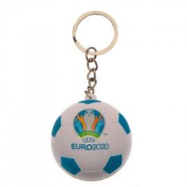 UEFA Euro 2020 Football Keyring