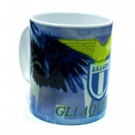 Lazio S.S  чаша порцеланова
