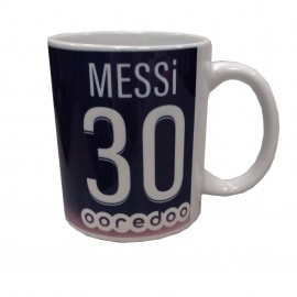 PSG Порцеланова чаша Меси