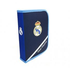 Real Madrid Ученически несесер пълен тъмносин