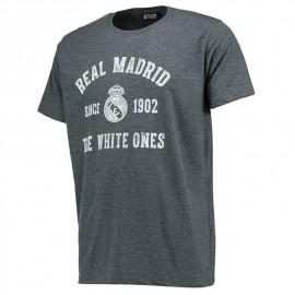Real Madrid   Тениска сива