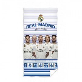 Real Madrid Towel white