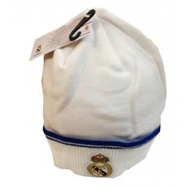 Real Madrid Beanie white