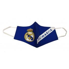 Real Madrid Предпазна маска за лице  синя