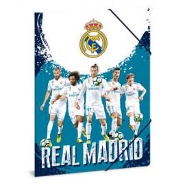 Real Madrid Elastic file folder