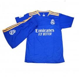 Real Madrid детски екип Азар резервен