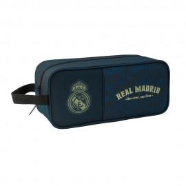 Real Madrid Boot bag navy