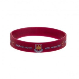 West Ham silicone  wristband