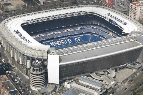 Стадион Сантяго Бернабео